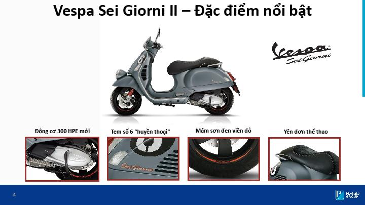 Vespa Sei Giorni II (Italy ver.)