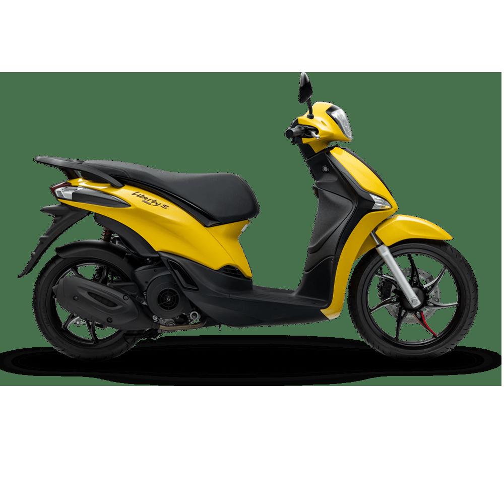 Liberty ABS S 125cc